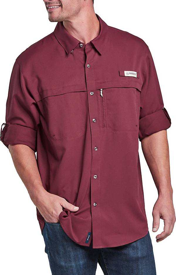 Magellan Outdoors Men's Overcast Fishing Shirt