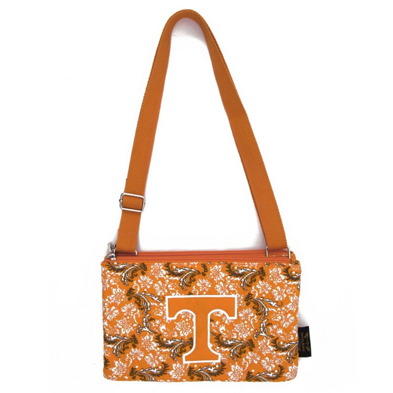 Eagles Wings University of Tennessee Bloom Cross-Body Purse Orange - NCAA Novelty at Academy Sports (122787622 10200) photo