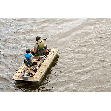 Pelican Bass Raider 10e 10 2 Pontoon Boat