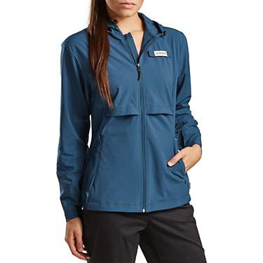 Magellan Outdoors Women's Fishing Overcast Windbreaker Hoodie