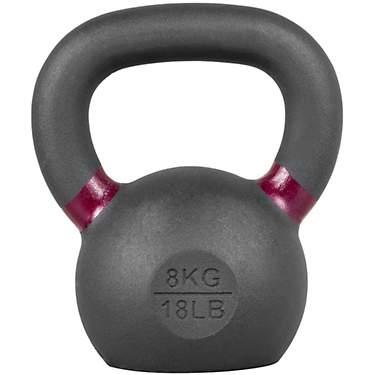 Kettle Kettelbell Guss Kugelhantel Hometraining Spartan Kettlebell 12 kg Eisen
