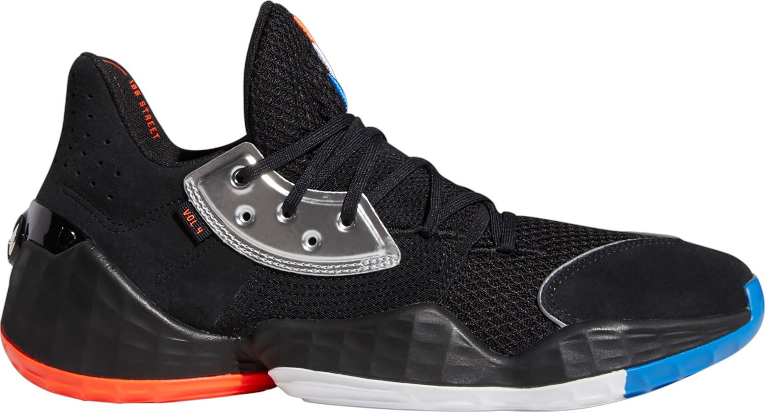 adidas Adults' Harden Vol. 4 Basketball Shoes