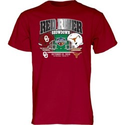Men's University of Oklahoma Red River Match T-shirt