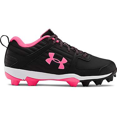 Under Armour Kids' Leadoff Low Baseball Cleats