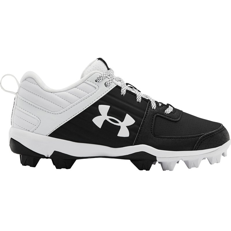 Under Armour Boys' Leadoff Low Baseball Cleats Black, 6 - Youth Baseball at Academy Sports (119916340 3022072-001) photo