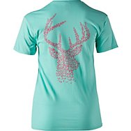 Women's Short Sleeve Graphic Tees