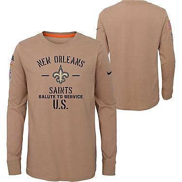 nike new orleans saints shirt