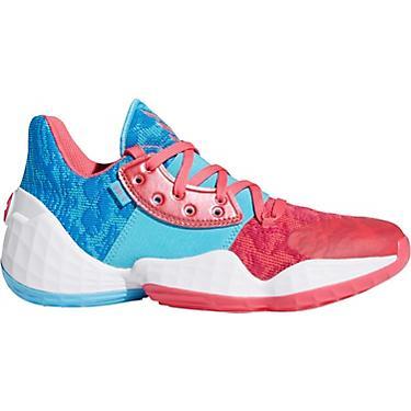 nice cheap factory price sale uk adidas Boys' James Harden Vol. 4 Basketball Shoes