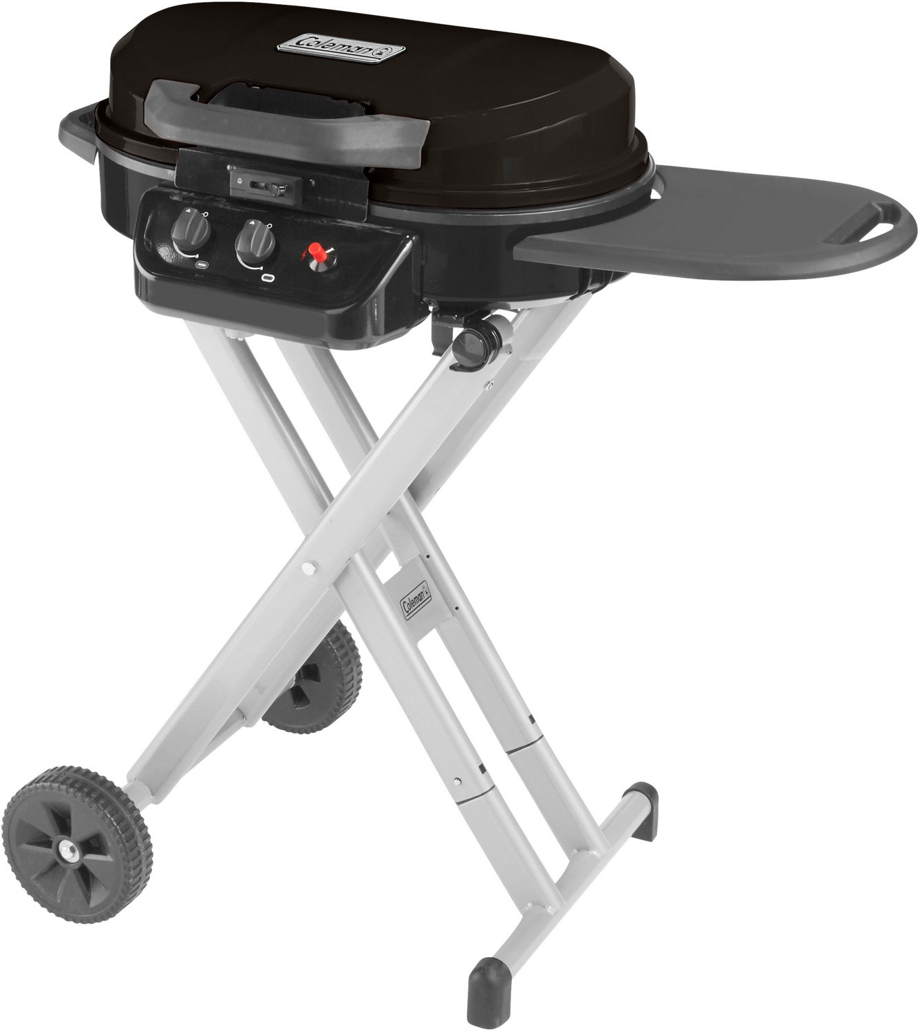 Coleman RoadTrip 225 Portable Stand-Up Propane Grill | Academy