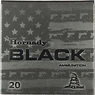 Hornady Black Handgun Ammunition