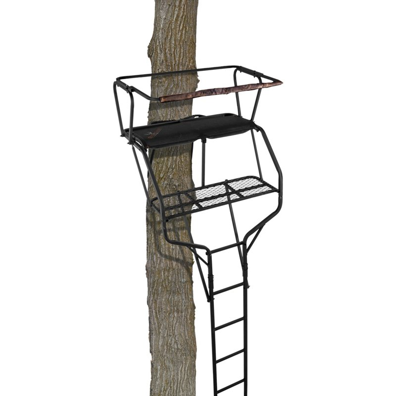 Big Game Treestands Guardian XLT 2 Man Ladder Stand – Hunting Stands/Blinds/Accessories at Academy Sports