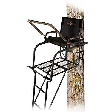 Big Game Treestands The Hunter HD 1.5 Man Ladder Stand