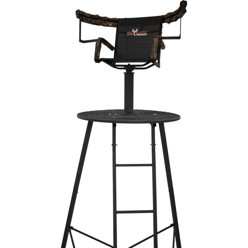 Big Game Treestands Apex Tripod Stand - Hunting Stands/Blinds/Accessories at Academy Sports thumbnail