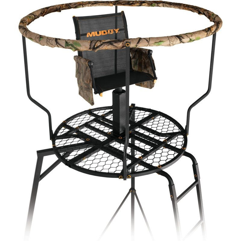 Muddy Outdoors The Liberty Tripod Stand - Hunting Stands/Blinds/Accessories at Academy Sports thumbnail