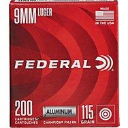 Federal Champion Ammunition