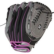 Softball Gloves + Mitts