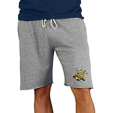 College Concept Men's Wichita State University Mainstream Shorts 9 in