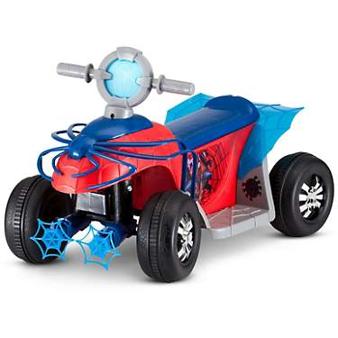Spider-Man Toddlers' 6V Quad Ride-On
