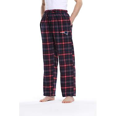 College Concept Men's New England Patriots Ultimate Flannel Pants