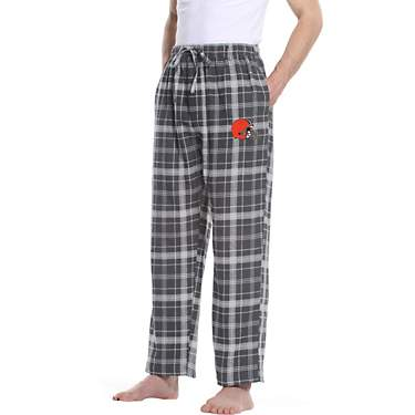 College Concept Men's Cleveland Browns Ultimate Flannel Pants