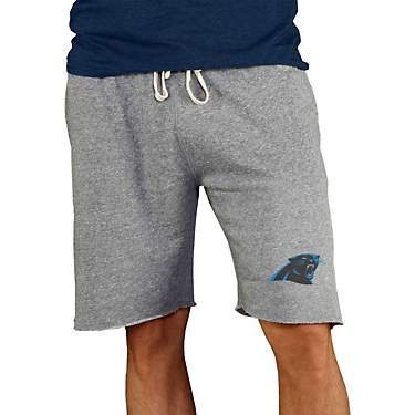 College Concept Men's Carolina Panthers Mainstream Shorts
