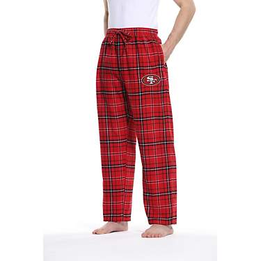College Concept Men's San Francisco 49ers Ultimate Flannel Pants