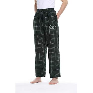 College Concept Men's New York Jets Ultimate Flannel Pants