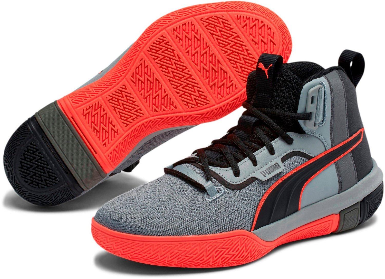 PUMA Men's Legacy Disrupt Basketball Shoes
