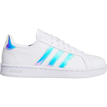 adidas Women's Grand Court Classic Tennis Shoes