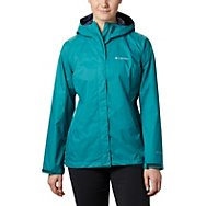 Women's Rain + Wind Jackets