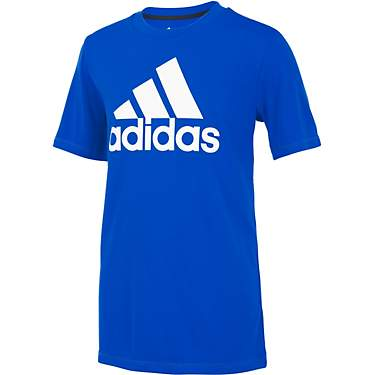 adidas Boys' climalite Performance Logo T-shirt