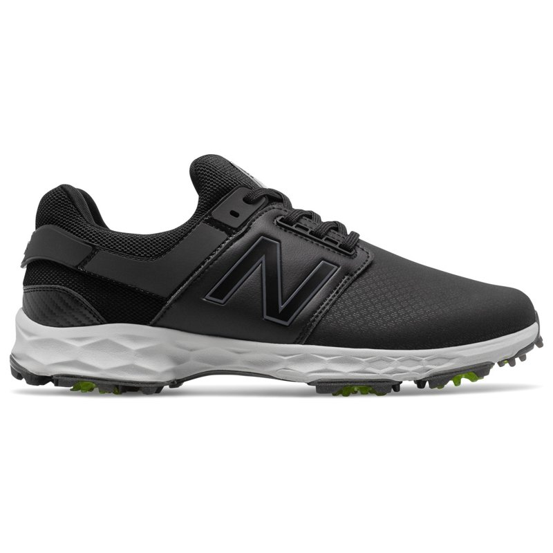 New Balance Men's Fresh Foam LinksPro Golf Shoes Black, 14 - Men's Golf Shoes at Academy Sports