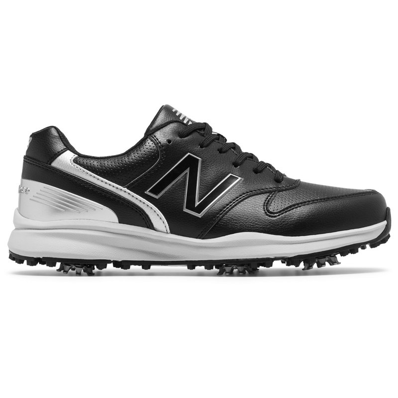 New Balance Men's Sweeper Golf Shoes Black, 9.5 - Men's Golf Shoes at Academy Sports