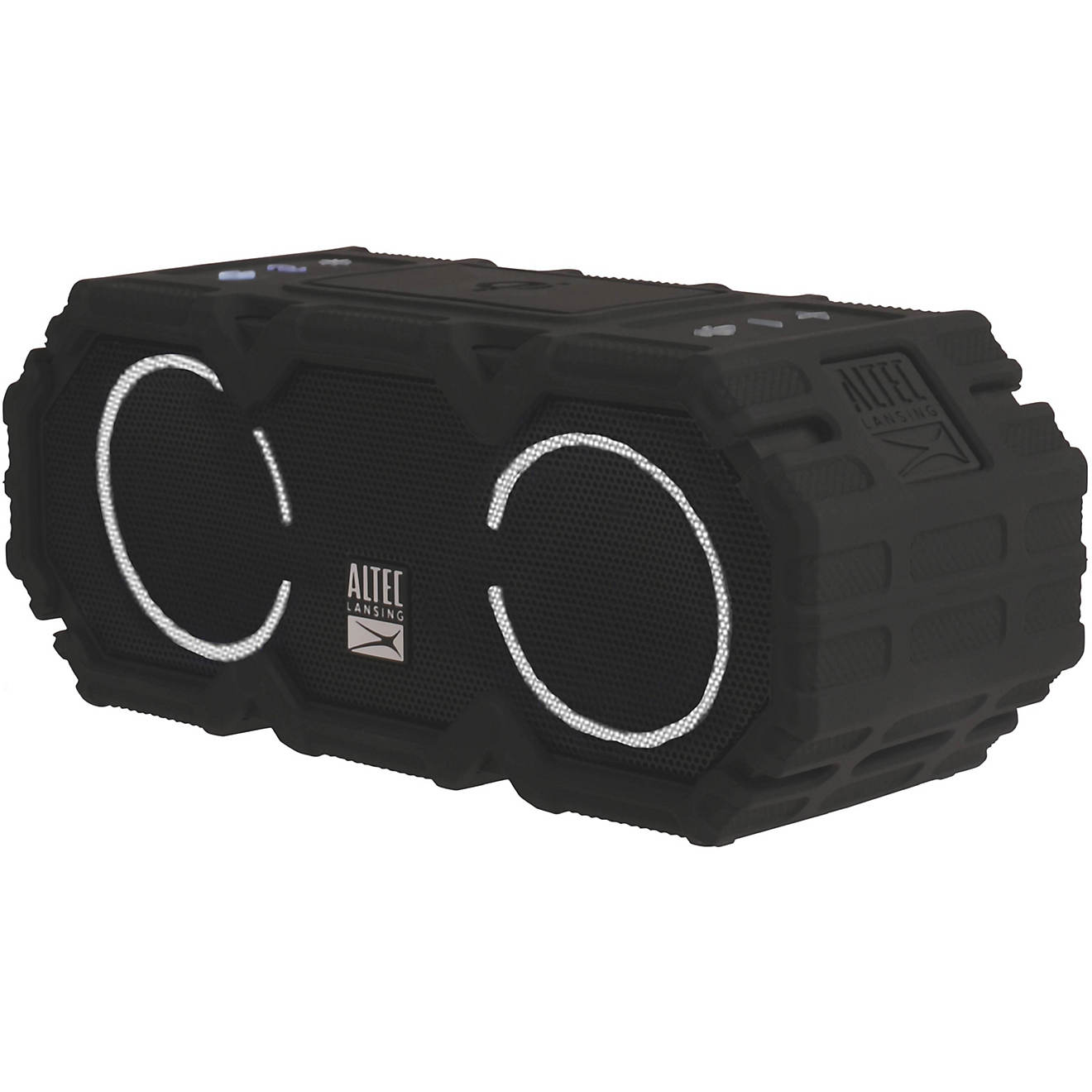 Altec Lansing LifeJacket Jolt Light-Up Waterproof Wireless Speaker