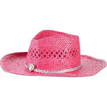 O'Rageous Girls' Shimmer Cowboy Hat