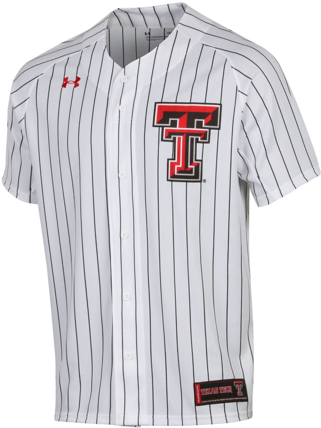 Texas Tech University Pinstripe Replica