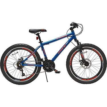 Ozone 500 Boys' Fragment 24 in 21-Speed Mountain Bike