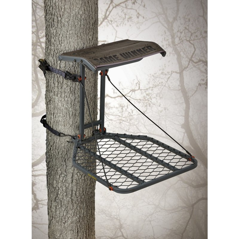 Game Winner Hang On 2.0 Hang-On Treestand Brown – Hunting Stands/Blinds/Accessories at Academy Sports