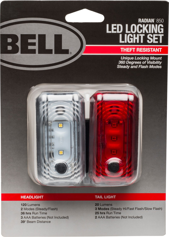 Bell Radian Locking Light Set