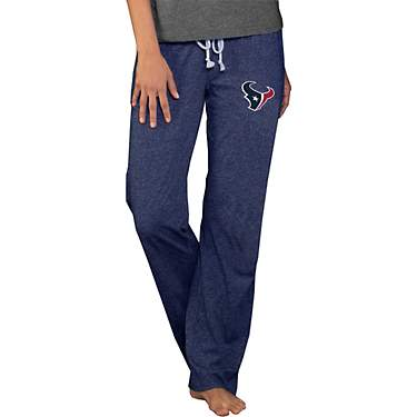 College Concept Women's Houston Texans Quest Knit Pants