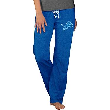 College Concept Women's Detroit Lions Quest Knit Pants