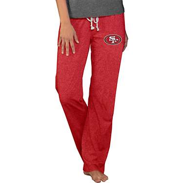 College Concept Women's San Francisco 49ers Quest Knit Pants