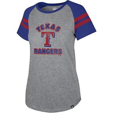 '47 Texas Rangers Women's Fly Out Raglan T-shirt