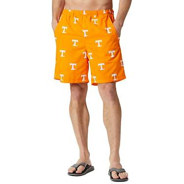 Columbia Sportswear Men's University of Tennessee Backcast II Printed Shorts