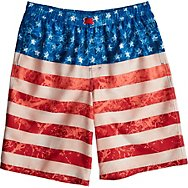 Patriotic Shorts + Pants