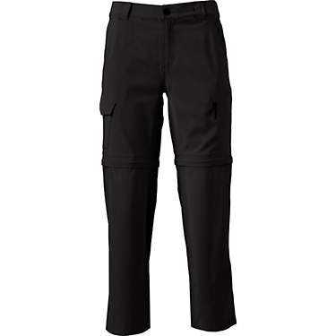 Magellan Outdoors Boys' Overcast Zip-Off Fishing Pants