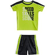 Boy's Shirt + Shorts Sets