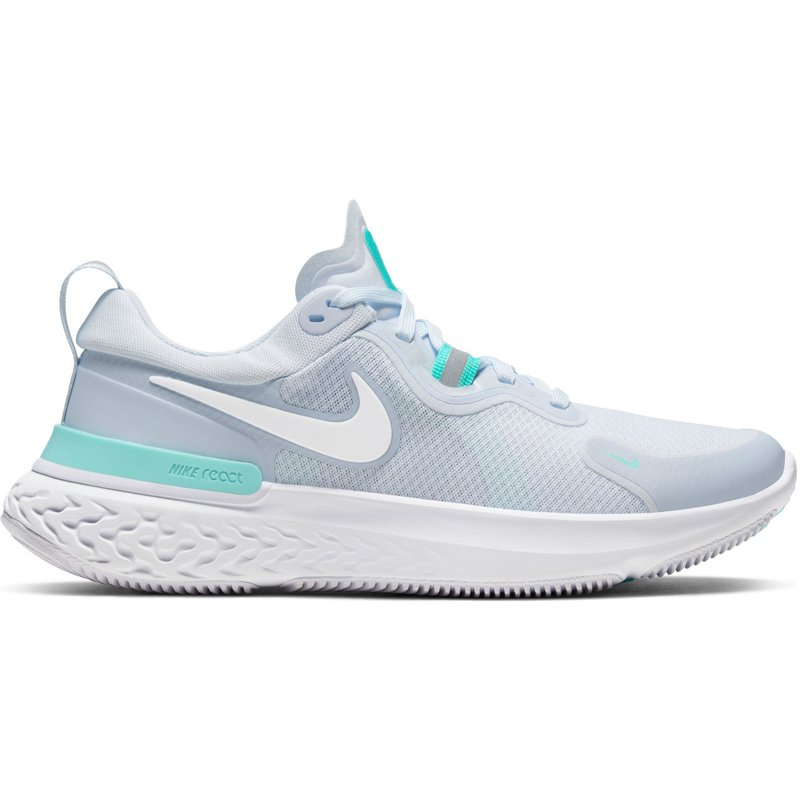 Mutuo Aplicado mostrar  NikeNike Women's React Miler Running Shoes Gray/White/Aurora Green, 8 - Women's  Running at Academy Sports | DailyMail