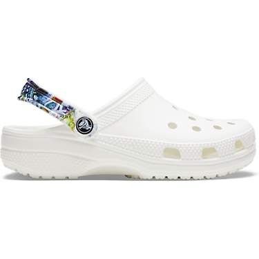 Crocs Adults' Classic Pop Strap Clogs