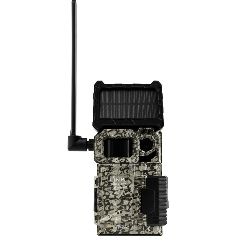 SPYPOINT Link-Micro-S 10.0 MP Cellular Trail Camera - Game Cameras at Academy Sports thumbnail